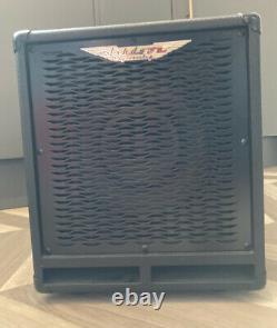 Ashdown Mibass 10 1x10 Bass Speaker Cabinet 250w @ 4ohm Mi10 Ex Condition