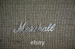 Baffle 4x12 60s Marshall Basketweave Guitar Bass Haut-parleur Bas Cab 1960 Vintage