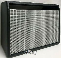 Blackface Bandmaster Style 1x12 Combo Guitare Amplificateur Président Cabinet