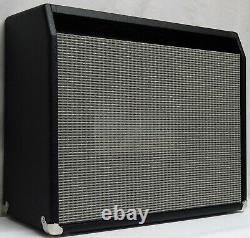 Blackface Vibroverb 1x15 Style Ampli Guitare Président Combo Cabinet