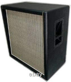 British Style 2x12 Straight Guitar Amplificateur Extension Speaker Cabinet