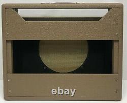 Brownface Deluxestyle 1x12 Guitar Amplificateur Combo Speaker Cabinet