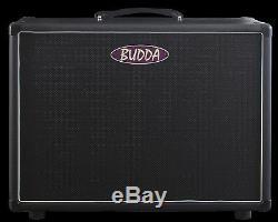 Budda 1x12 75 Watt Fermé Retour Extension Guitar Speaker Cabinet Brs-08100 Nouveau