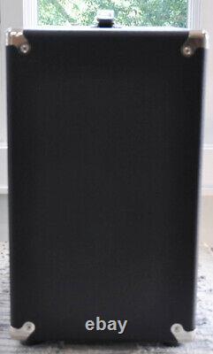 Cabinet De Haut-parleurs De Deux Signatures Rocheuses 1 X 12 8 Ohm