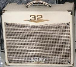 Caisse Palomino V32 30 Watt El 84 Amplificateur À Tube. Président Celestion, Made In USA