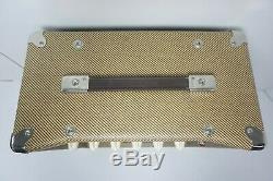 Carvin Vintage V16 16 12 Tube Guitar Combo Amplifier Président Upgraded