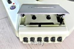 Casio Eg-5 Amplificateur De Haut-parleur Cassette Deck Build-in E-guitar Withsoft Case