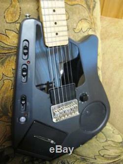 Casio Eg-5 Eg5 Eleking Amplificateur Construit Guitare Électrique Testé Testé