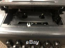 Casio Eg-5 Eleking Amplifier Speaker Cassette Built-electric Guitar Très Bon