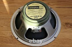 Celestion 1972 G12m T1511 55hz Haut-parleur De Guitare / Cône Pulsonique De Haut-parleur