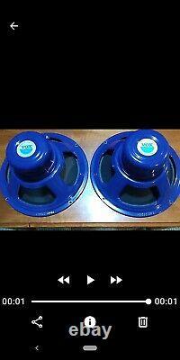 Celestion Alnico Blue Guitar Amp Haut-parleurs