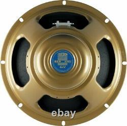 Celestion G10 Gold 10 40-watt Alnico Remplacement Guitar Speaker 8 Ohm