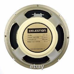 Celestion G12m-65 Creamback 16 Ohm 65w 75hz Haut-parleur De Guitare Made In Uk T5871bwd