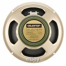 Celestion G12m Haut-parleur Guitare Greenback 12 8ohm Fabriqué Au Royaume-uni