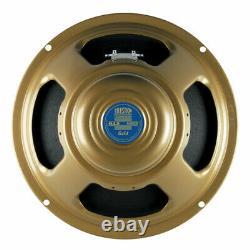 Celestion Gold Alnico 12 Haut-parleur Guitare 15 Ohm T5472