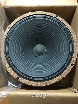 Celestion Heritage Series G12m Speaker 20w 8ohm Made In Uk À Peine Utilisé