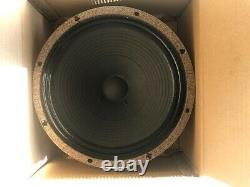 Célestion Légèrement Utilisée G12m-65 Creamback 12 Haut-parleur De Guitare De 65 Watts