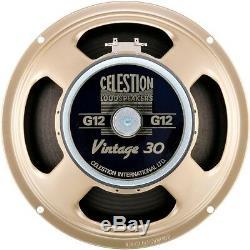 Celestion Vintage 30 60w, 12 Haut-parleurs Pour Guitare 16 Ohm