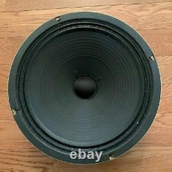 Celestion Vintage 30 Guitar Speaker Royaume-uni 16 Ohm Made In England 1999