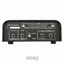 Charge Réactive Suhr I. R. Impulsez L'émulateur De Charge De La Boîte De Réaction/du Haut-parleur