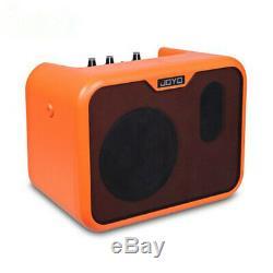 Couleur Noire Joyo Ma-10 Amplificateur De Guitare Mini Haut-parleurs Bluetooth Pour Acoustique