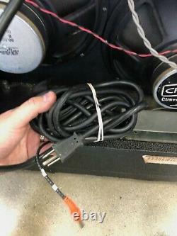 Crate Xt120r Guitar Amp 120 Watts 3 Canaux Avec 2x12 Haut-parleurs & Footswitch
