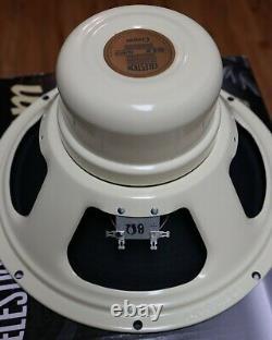 Crème Céleste Alnico 12 90 Watt Guitar Speaker 8 Ohm
