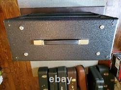 Dr Z Maz 18 Twin 2 × 10 Tube Ampli Guitare Celestion Haut-parleurs G10 Brake Lite
