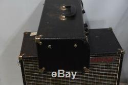 Eminar De Luxe Tête D'ampli Guitare De 60 Watts Et Boîte De Haut-parleurs Deluxe