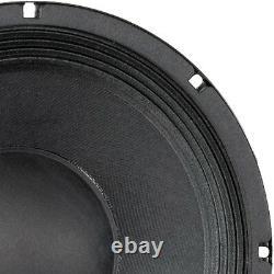 Eminence Beta-10a 10 Pouces Midbass Guitar Pa Woofer 8 Ohm 250 Watt Rms Speaker