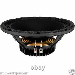 Eminence Double-t 15 Travis Toy 15 Pedal Steel Guitar Speaker 4 Ohm 300 Watts