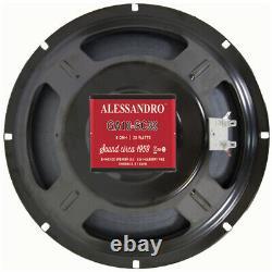 Eminence Ga10-sc59 10 Alnico Guitar Speaker Par George Alessandro 8 Ohm 20 Watts