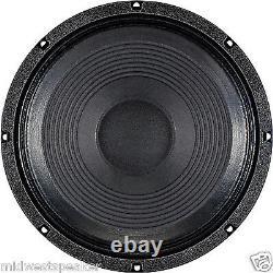 Eminence Legend 1275 12 British Tone Guitar Speaker 8 Ohm Livraison Gratuite