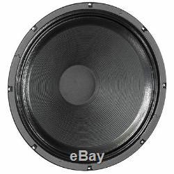 Eminence Legend 1518 15 Guitar Speaker 8 Ohm Livraison Gratuite