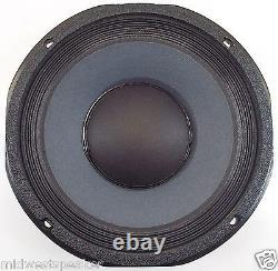 Eminence Legend Ca10-16 10 Bass Guitar Speaker 16 Ohm 200 Watt Livraison Gratuite