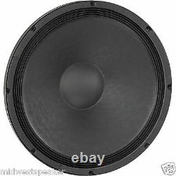 Eminence Legend Cb158 15 Bass Guitar Speaker 8 Ohm 300 Watts Livraison Américaine Gratuite