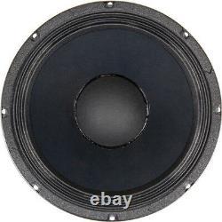 Eminence Legend Em12n 12 Guitar Neo Speaker Seulement 6.6 Lbs Evm-12l Remplacement