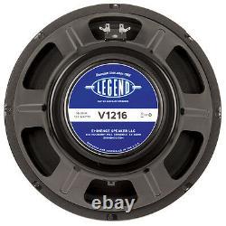 Eminence Légende V1216 12 Rhythme De Plomb Guitare De Remplacement Haut-parleur 120 W Rms 16 Ohm