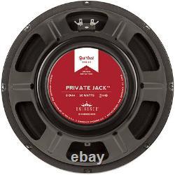 Eminence Red Coat Private Jack 12 Guitar Speaker 8 Ohm