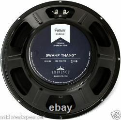 Eminence Swamp Thang 12 Guitar Speaker 8 Ohm 150 Watts Nouvelle Livraison Gratuite