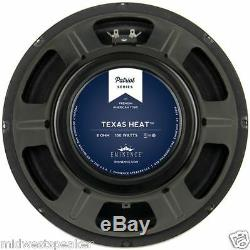 Eminence Texas Heat 12 Guitar Speaker 8 Ohms 150 Watt Nouveau Livraison Gratuite