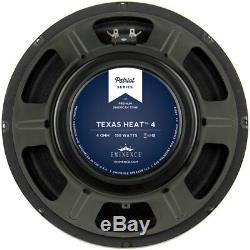 Eminence Texas Heat 4 Ohms 12 Pouces Plomb / Guitare Haut-parleurs