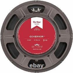 Eminence The Governor 12 British Tone Guitar Speaker 8 Ohm Livraison Gratuite