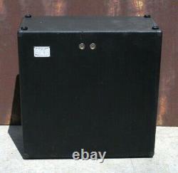 Enceinte De Haut-parleur Fender 4-12cb Cabinet De Guitare Vide