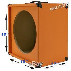Enceinte Guitare 1x15 Vide Pour 15 Tolex Orange Jbl E130