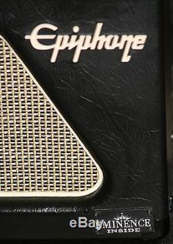 Epiphone Valve Junior Jr Ampli À Lampes Ampli À Lampes Eminence Haut-parleur 5wt