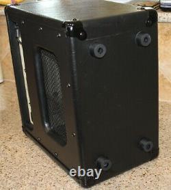 Epiphone Valve Junior Jr Combo Guitar Tube Amp Amplificateur 8 Eminence Speaker 5wt