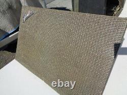 Estate24hrsale Tube Fender Pro Reverb-amp Aa165 Electro-voice Sro/12 Speakers