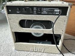 Étape Droite 611815 15-watt 1x12 Guitar Combo Tube Amplifier Celestion Speaker