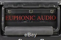 Euphonic Audio Ea Vl-110 Enceinte Passive Cabinet Détenue Par Leland Sklar # 38776